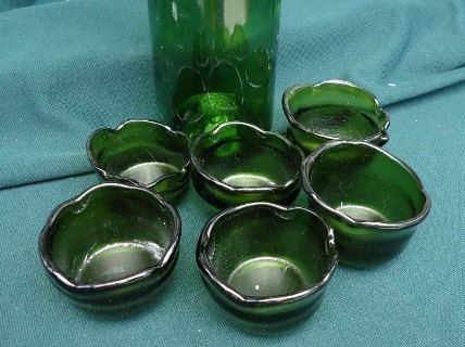 Glass Ashtray 3