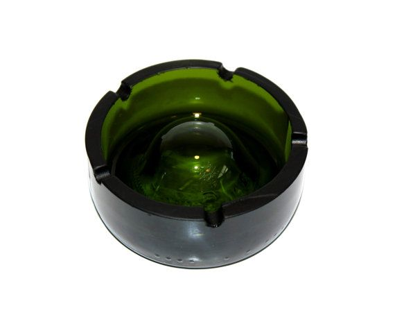 Glass Ashtray 4